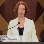 Australian PM Julia Gillard Admits the World is Ending: VIDEO