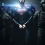 Henry Cavill Cuffed in New 'Man of Steel' Poster