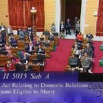 Watch LIVE: Rhode Island House Vote on Marriage Equality
