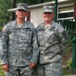 Army Staff Sergeant Tracy Dice Lost Her Wife to War, and is Being Shut Out of Benefits Due to DOMA: VIDEO