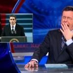 Colbert Was Not Impressed by Gay Poet Richard Blanco: VIDEO