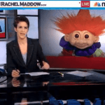 Rachel Maddow Takes On The NRA Trolls: VIDEO