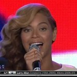 Beyoncé Sings the National Anthem Live and A Cappella: VIDEO