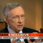 Harry Reid on Immigration Reform: 'Gay Folks…Should Be Protected' – VIDEO