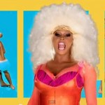 RuPaul and Big Freedia Spread Some 'Peanut Butter': VIDEO