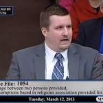 Man Offers Graphic Description of Anal Sex, AIDS Lesions as Reason for Opposing Gay Marriage in Minnesota: VIDEO