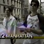 Flashback 1989: Gays Demand Marriage Licenses in Manhattan – VIDEO