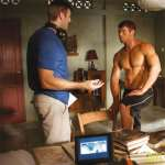 A Slice of Kellan Lutz Beefcake