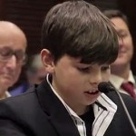 12-Year-Old with Two Moms Gives Amazing Testimony at Rhode Island Marriage Equality Hearing: VIDEO