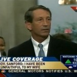 Mark Sanford's Ex-Wife Allegedly Caught Him Trespassing