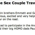 Gay Reporter Fired from Minneapolis Station After 'HOMO Dads' Joke Makes It to Print