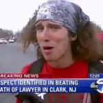 'Kai the Hatchet-Wielding Hitchhiker' Wanted in Beating Death of NJ Lawyer: VIDEO