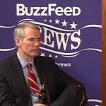 Senator Rob Portman Talks ENDA, Immigration, and Marriage Equality: VIDEO
