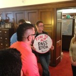 Arrests Made at John Boehner's Office as GetEQUAL Protests Lack of Movement on ENDA
