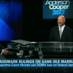 Evan Wolfson And Andrew Sullivan Talk To Anderson Cooper About The End Of DOMA: VIDEO