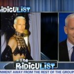 Anderson Cooper Apologizes for Fawning Over Cher: VIDEO