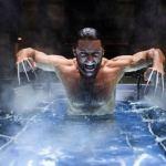 Hugh Jackman Bares It All At Japanese Hot Spring