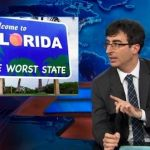 The Daily Show's John Oliver Registers His Shock at the Zimmerman Verdict: VIDEO
