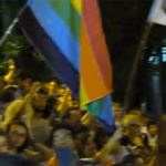LGBT Brazilians Give Pope A Gay Kiss-In: VIDEO
