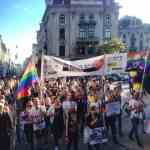 10,000 March Against Russia's Anti-Gay Law in Copenhagen: VIDEO