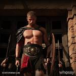 Kellan Lutz Offers Up Some Hercules Beefcake: PHOTO