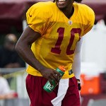 Redskins Quarterback: 'Now Is The Time For A Gay NFL Player To Come Out'