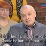 Russian TV Official Dehumanizes Gays On Popular News Program: VIDEO