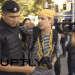 'Pastafarians' Arrested In Moscow For 'Unsanctioned Rally' – VIDEO