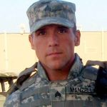 Services Set for Army Sergeant Darren Manzella