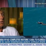 Diana Nyad Talks to CNN's AC360 About Her Triumphant Cuba to Florida Swim: VIDEO