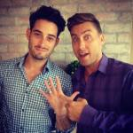 Lance Bass Describes How He Popped The Question to Michael Turchin in New Orleans: AUDIO