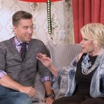 Lance Bass Gets in Bed with Joan Rivers: VIDEO