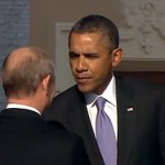 Putin Greets Obama at the G20 Summit: VIDEO