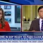GOP Congressman: CNN's Carol Costello 'Beautiful' But Not Honest – VIDEO
