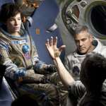 Movies:  Alfonso Cuáron's 'Gravity' and Other October Pleasures