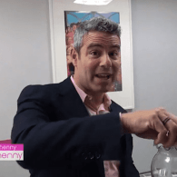 What Would Andy Cohen Do with a Guy Half His Age? – VIDEO