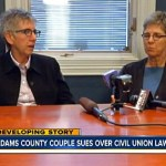 Colorado Couple Files Suit Challenging State's Ban on Gay Marriage: VIDEO