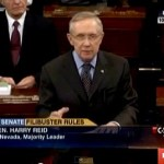 Harry Reid Moves Toward 'Nuclear Option' on Filibuster Reform: VIDEO