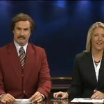 Will Ferrell Anchors Entire Bismarck, ND Newscast as Ron Burgundy: VIDEO
