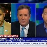 Don Lemon Tells Piers Morgan 'Duck Dynasty' Star Shouldn't Be Fired: VIDEO