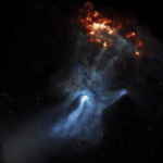 'Hand of God' Photo Captured by NASA Telescope