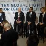 Wall Street Leaders, LGBT Activists Meet on Davos Panel: VIDEO
