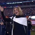 Opera Diva Renée Fleming Sings National Anthem at Super Bowl: VIDEO