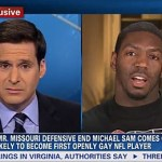 Jonathan Vilma Clarifies His Concerns About Gays Looking at Him in the Locker Room: VIDEO
