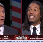 LZ Granderson Rips Christian 'Homophobe' Ken Cuccinelli on 'Crossfire': VIDEO