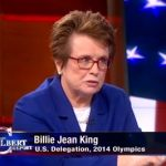 Billie Jean King Drops Out of Olympic Delegation Due to Mother's Health