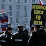 Anti-Gay Demonstrators in Sochi Identified as Americans