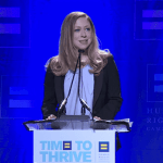 Chelsea Clinton Calls LGBT Rights the 'Unfinished Business' of this Century: VIDEO