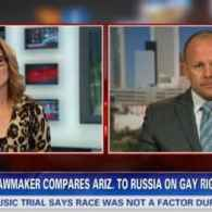 Arizona State Rep. Chad Campbell Denounces Bill Allowing Discrimination Against Gays on CNN: VIDEO