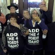Police Arrest 32 LGBT Activists At Idaho State Capitol